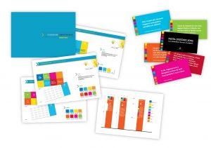 Onice Eventi | studiare grafica e comunicazione - event identity project