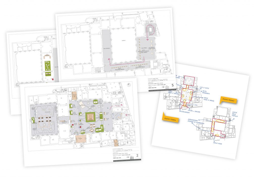 Onice | festa d'estate 2015 - studio layout location