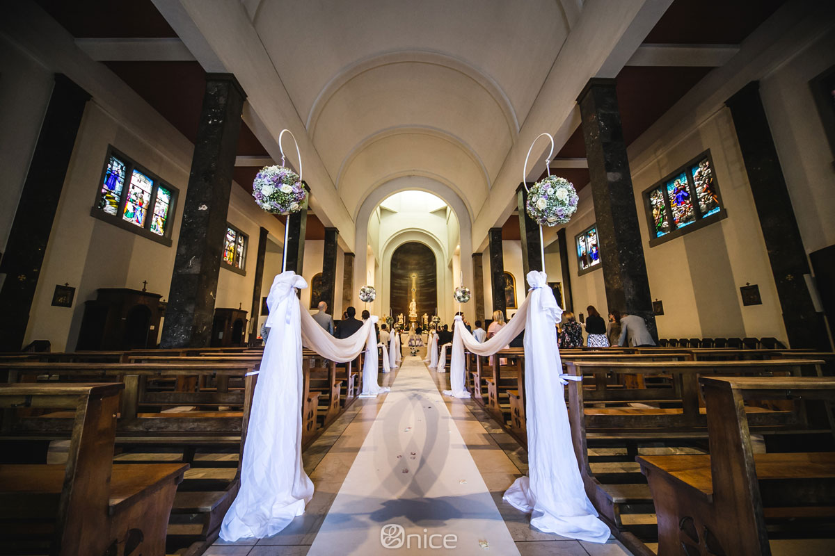 Onice Eventi | la velazione degli sposi