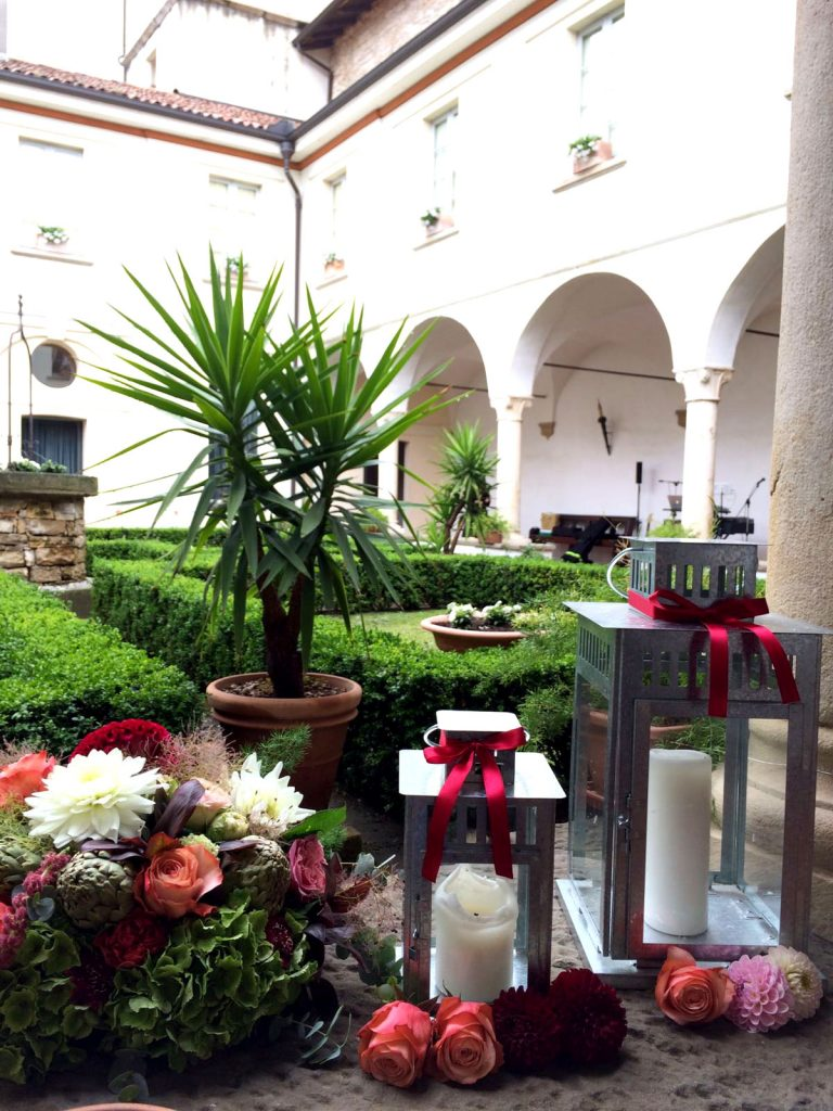 Onice wedding planner   Bergamo   ricevimento _ allestimento