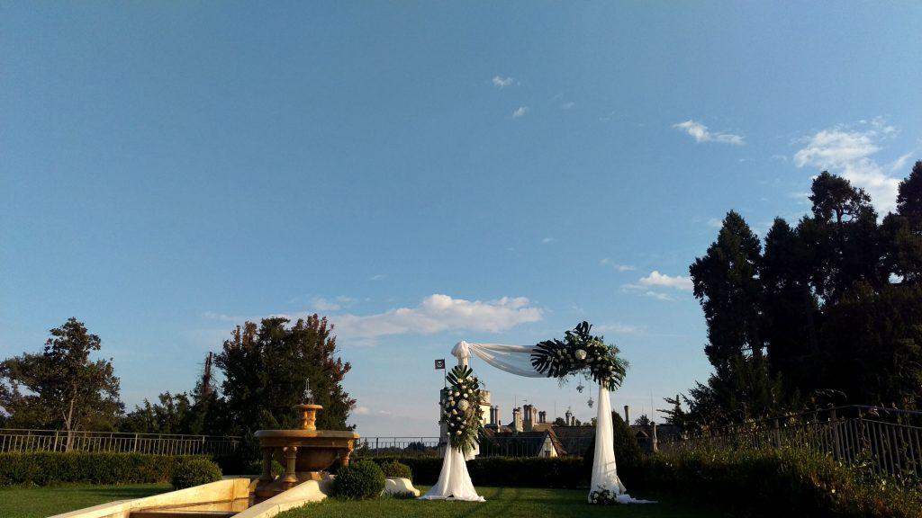 ONICE | organizzazione matrimonio | Monza - Arona - allestimento per taglio torta