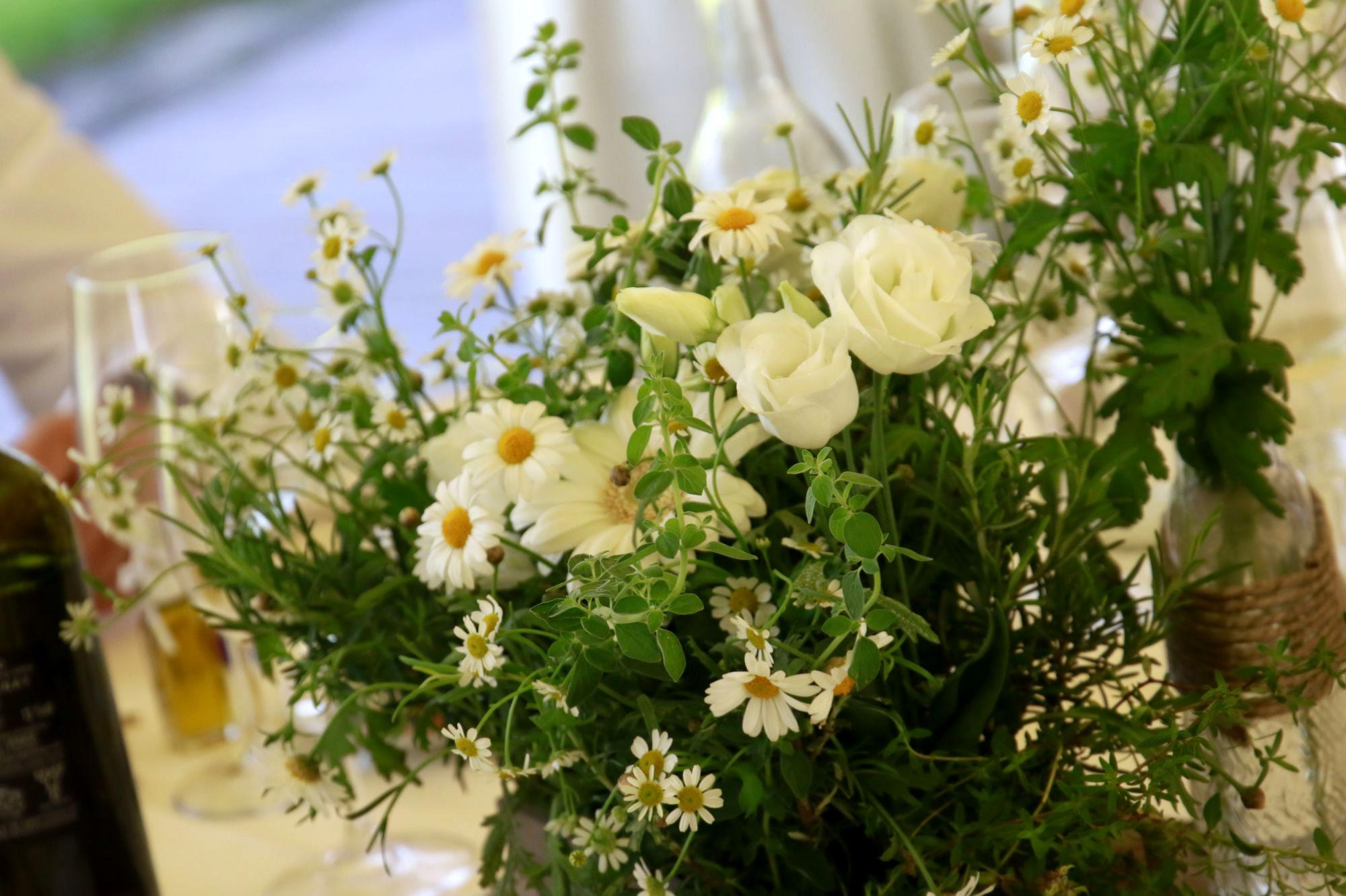 Onice event and wedding planner | Matrimonio Sara e Denis - Parco Sigurtà | Allestimento floreale