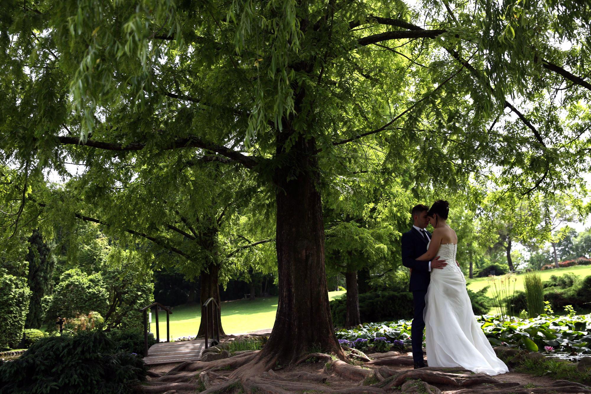Onice event and wedding planner | Matrimonio Sara e Denis - Parco Sigurtà | Viva gli sposi