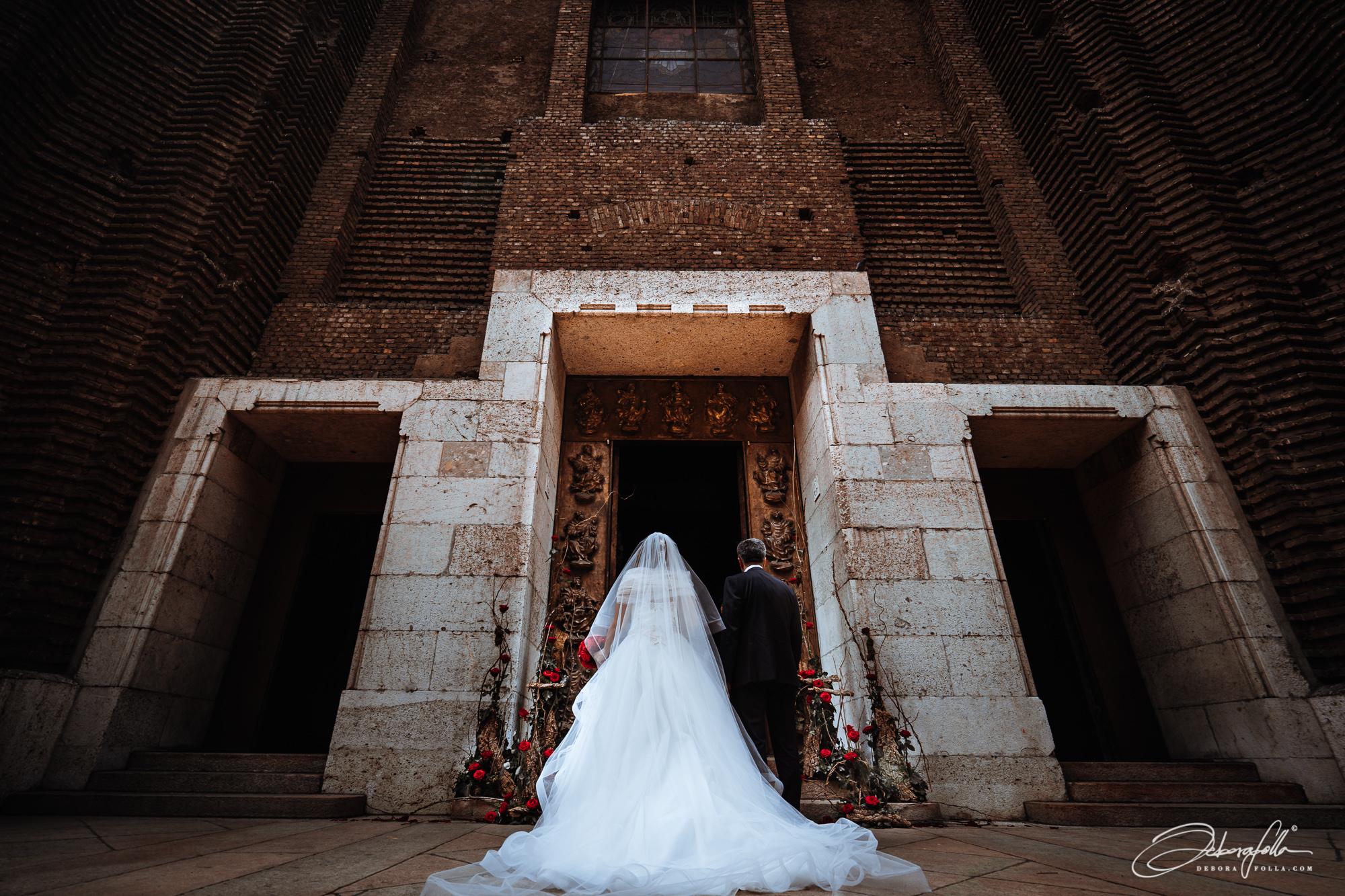 Onice Eventi - il matrimonio di Fede e Fede a Milano